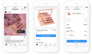 Instagram's Debut Of The Ultimate Retail Tool: The Checkout