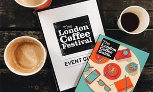 The London Coffee Festival 2016